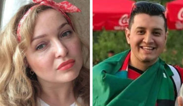 A través de video, joven rusa exige disculpas de mexicano infiel y de su esposa