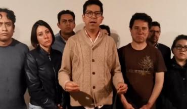 Agreden a damnificados del Multifamiliar Tlalpan