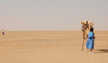Arena del Sahara alcanzara a los Laredos