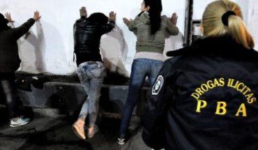 """Cayó banda de """"narcotravestis"""": vendían droga en el sur del Gran Buenos Aires"""