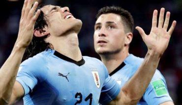Con dos goles de Cavani, Uruguay está en cuartos de final: le ganó 2 a 1 a Portugal