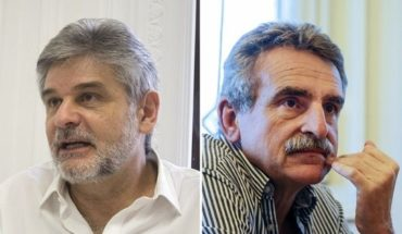 "Daniel Filmus: ""Vamos a acompañar a Agustín Rossi para que sea presidente"""