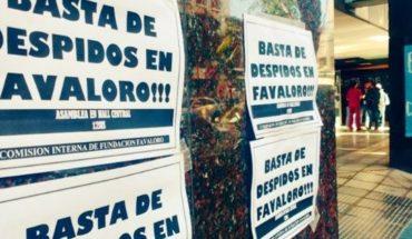 Despidos y protestas en la Fundación Favaloro: echaron a 50 trabajadores