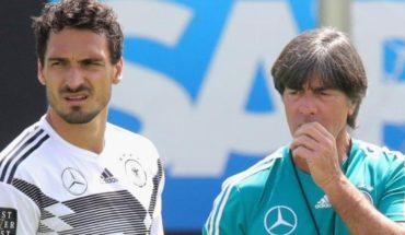 Esta sería la nueva Alemania tras el fracaso del Mundial Rusia 2018