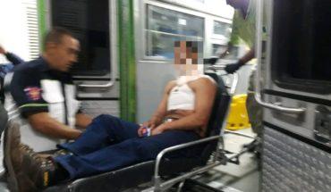 """Familia de EU resulta lesionada en la """"Siglo XXI"""" por fuego cruzado en enfrentamiento"""