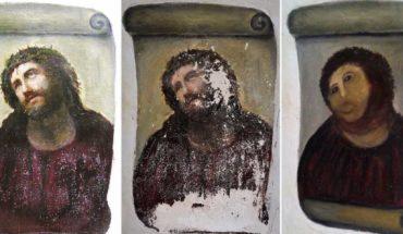 """Horrible restauración de escultura es nombrada como el nuevo """"Ecce Homo"""" — Rock&Pop"""