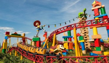 Hoy se inauguró Toy Story Land en Disney's Hollywood Studios — Rock&Pop