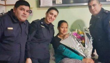 Increíble: Dos partos en 35 minutos en una comisaría de Florencio Varela