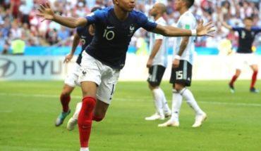 Mbappé deja a Argentina fuera del Mundial