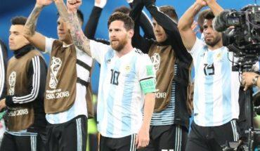 """Messi: """"Estábamos confiados en que lo íbamos a sacar, a ganar el partido"""""""