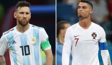 Messi y Cristiano Ronaldo eliminados del Mundial el mismo día