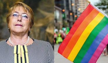 Michelle Bachelet publica mensaje en conmemoración del Día del Orgullo LGBTI