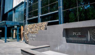 PGR libera a detenidos que trasladaban 20 mdp al CEN del PRI; no se sabe quién es dueño del dinero, dice