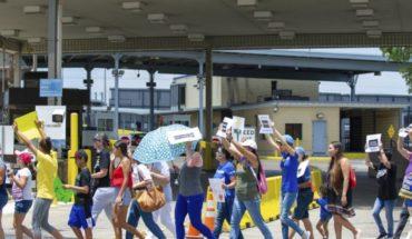 Partidarios de inmigrantes exigen reunificaciones familiares