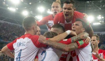 Partido en vivo: Croacia vs Dinamarca, octavos de final | Rusia 2018