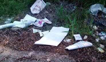 Primero Tabasco ahora en Oaxaca; Comando roba y quema 8 mil boletas