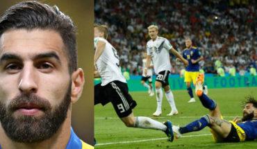 Selección de Suecia se enfrentarán a México, molestos aun por la derrota contra Alemania