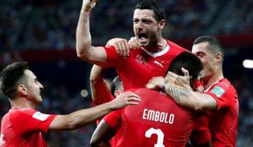 Suiza no pasa del empate ante Costa Rica, pero Brasil los manda a octavos