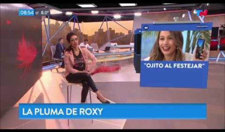La pluma de Roxy (27/06/2018)
