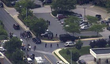 Tiroteo en Maryland: 5 muertos y al menos 20 heridos