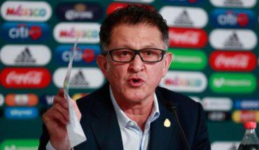 ¡Oficial! Juan Carlos Osorio deja de ser el DT de la Selección Mexicana