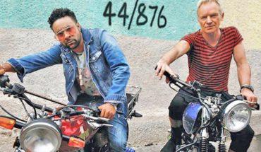 ¿Mezcla perfecta? Sting y Shaggy llegan juntos al Movistar Arena