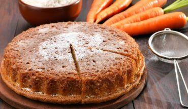 ¿Te gusta el pastel de zanahoria?, aprende a prepararlo en sencillos pasos