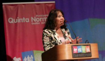 """""""Infracción grave a las normas de probidad"""": Suspenden a la alcaldesa DC de Quinta Normal"""