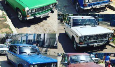 ホテルの前に駐車してる車がほとんどこんな感じ️ キュン️キュン️  #cuba #havana #無駄が無くてありがたい 場所: Hostal Tu Habana ...