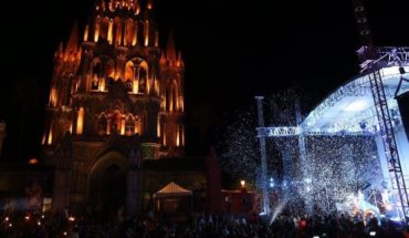 Festival Internacional de Cine de Guanajuato.