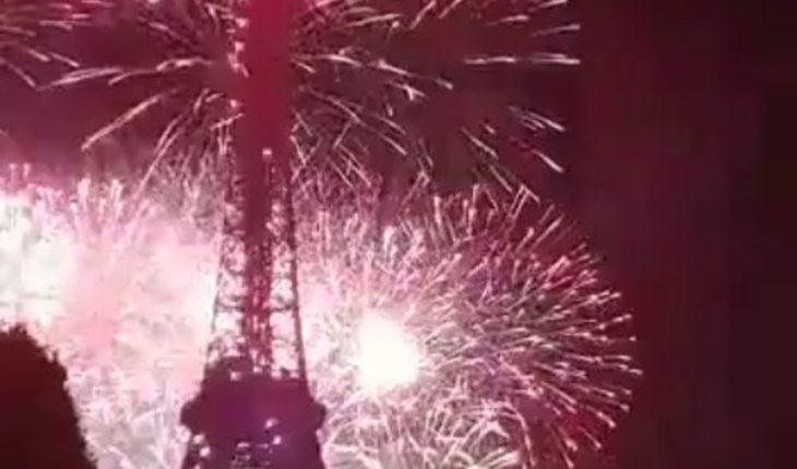 #15Jul #Paris está de fiesta! #Copa2018  . #WasiNews24 @wasinews24 #News24  #venezuela #mexico #argentina #colombia #u...