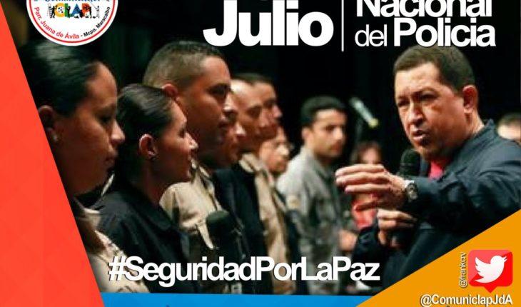 #16Jul ¡Buenos días!   Vamos con la etiqueta del día #SeguridadPorLaPaz  #Venezuela @tuiteros_vzla @CarnetDLaPatria ...