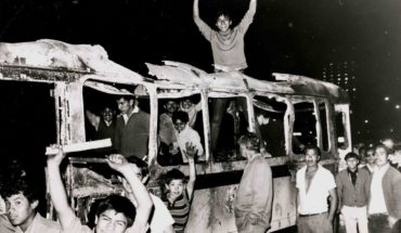 1968: La policía cerca el barrio universitario