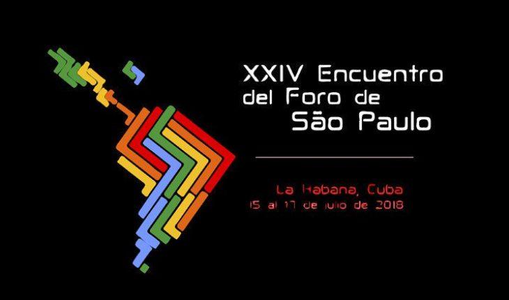 24ª Reunião Anual do #ForoSaoPaulo prossegue até a próxima terça-feira (17/07); primeiro dia foi marcado por declarações...