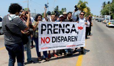 52 periodistas fueron agredidos el 1 de julio
