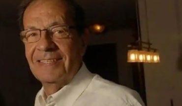 A los 84 años murió el actor Guillermo Bredeston
