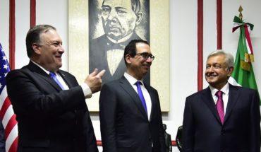 AMLO envía propuesta de comercio y seguridad a Trump; dejan fuera de la agenda el muro