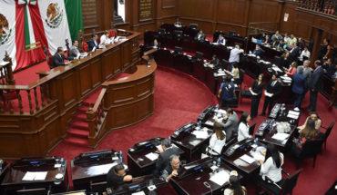 Acepta Congreso de Michoacán observaciones del Ejecutivo referente a la Cuenta Pública 2016