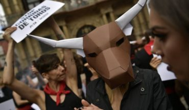 Activistas cuestionan duramente las fiestas de San Fermín