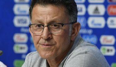 Acusan a Juan Carlos Osorio de machista y le responden