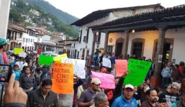Acusan fraude electoral en Valle de Bravo