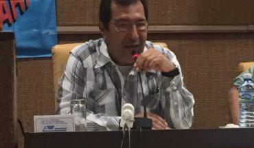 #Ahora #ForoDeSaoPaulo #Cuba @Adan_Coromoto del @PartidoPSUV de #Venezuela sostiene hay que seguir trabajando la #Unidad...