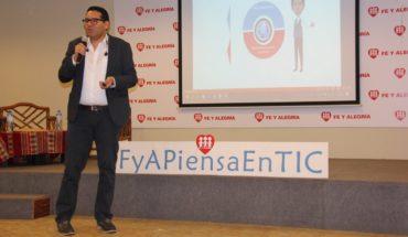 #Ahora Ricardo Zapata, consultor en #educación, e-learning y TIC y docente en la @PUCP, reflexiona sobre: ¿TIC y educaci...