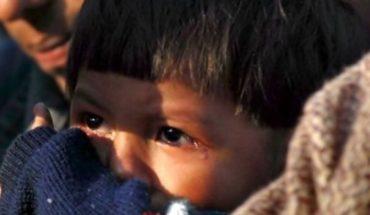 Alarmante: Más de la mitad de los niños del Conurbano son pobres