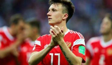 Aleksandr Golovin rechazaría ir a la Premier para jugar en Juventus