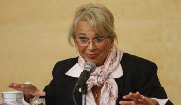 Amnistía, no para secuestro, homicidio o trata: Olga Sánchez