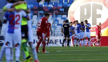 Antofagasta goleó 4-0 a la U tras la pérdida de dos jugadores clave