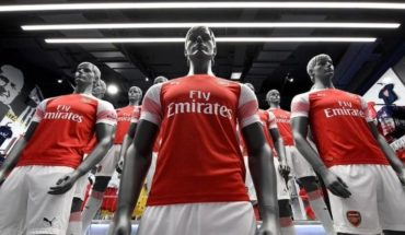 Arsenal es estafado con falso contrato publicitario