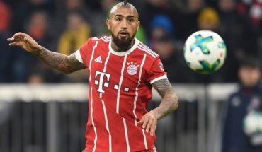 Arturo Vidal no será parte de la pretemporada del Bayern en Estados Unidos