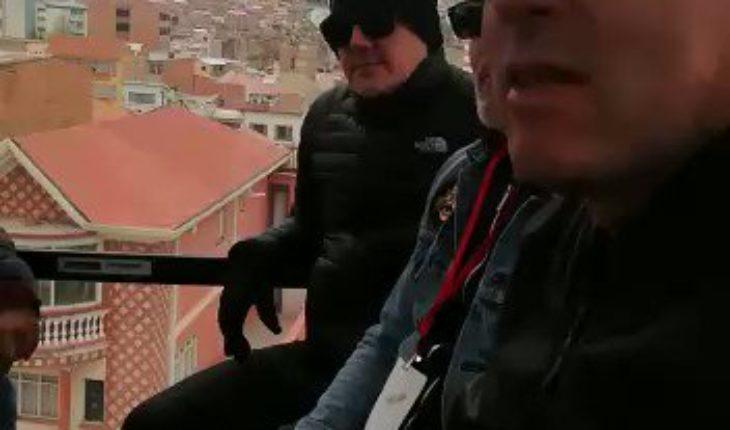 Así es señores... ¡Los Pericos están en #Bolivia y están listos para disfrutar junto a todos los paceños y paceñas en el...